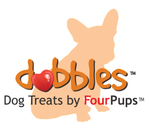 Dobbles™ healthy dog treats by FourPups™